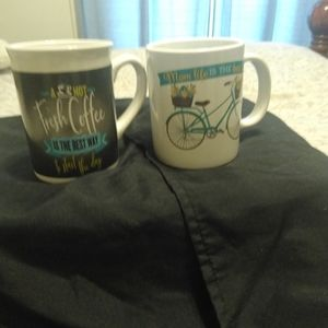 NWT Buy 2 For 1 Coffee Cups